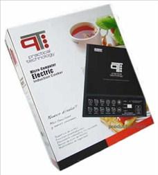Placa de indu o el ctrica com micro computador k pack for Placa ceramica calefaccion electrica